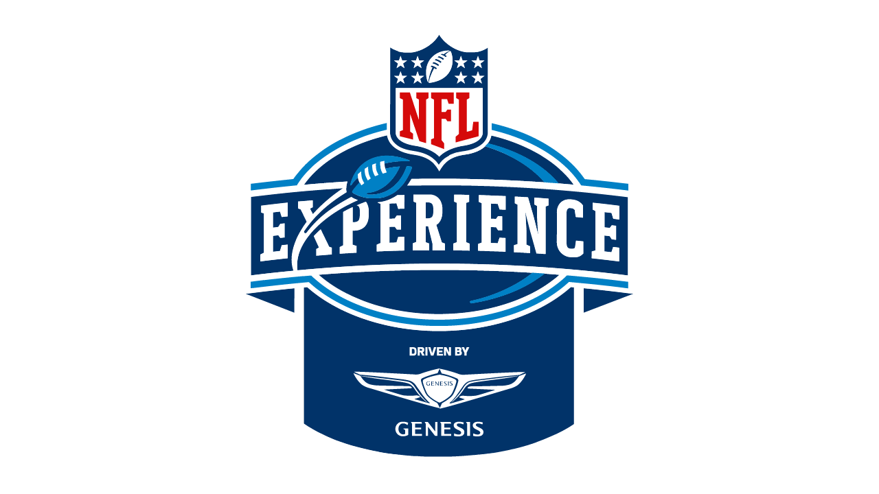 Logo of Super Bowl Experience Driven by Genesis