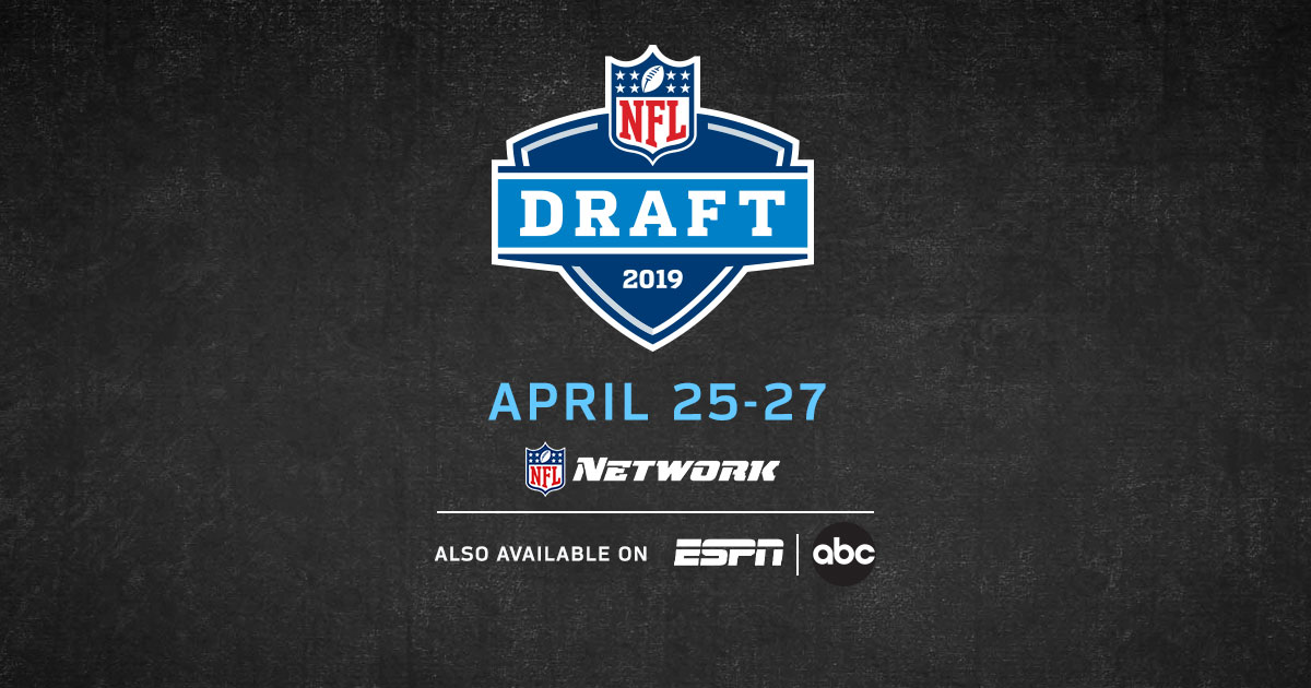 Nfl Draft 2019 Schedule NFL Draft 2019   How to Watch, Mock Drafts, Schedule & More | NFL