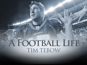 'A Football Life': Tim Tebow faces fame head on