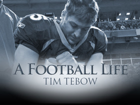 'A Football Life': Tim Tebow's faith guides him