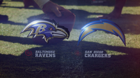 Ravens vs. Chargers highlights - NFL Videos