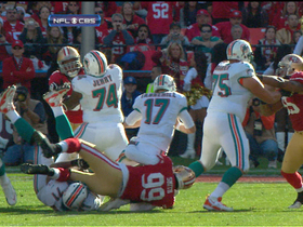 Smith sacks Tannehill