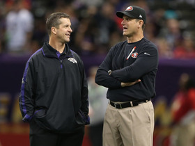 'America's Game': The Harbaugh Bowl