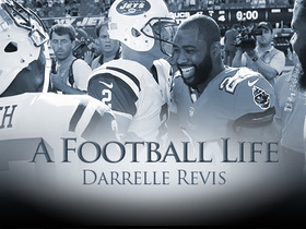 'A Football Life': Darrelle Revis gets boos in his New York return