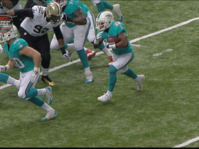 Saints' defense stuffs Thomas