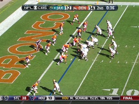 Broncos defense, 2-point conversion failed