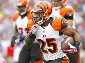 'NFL Fantasy Live': Touches and targets Week 6