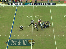 Earl Mitchell sacks Chad Henne