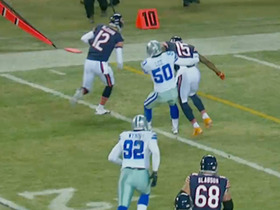 Marshall can block too
