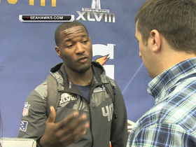 Watch Derrick Coleman's media day