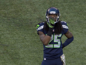 'America's Game': Richard Sherman models his trash talk after Muhammad Ali