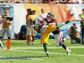 Cobb 22-yard touchdown catch