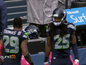 'Sound FX': Earl Thomas gives his all vs. Cowboys