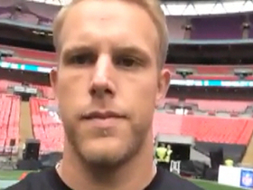 An Inside Look: Patrick DiMarco checks in from London