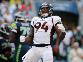'Sound FX': DeMarcus Ware mic'd up vs.Chargers in 2014