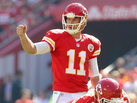 'Sound FX': Alex Smith mic'd up vs. Rams in 2014