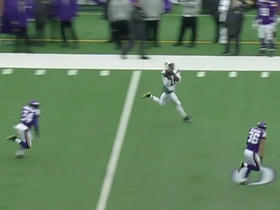 Geno Smith airs it out to Harvin for 45 yards