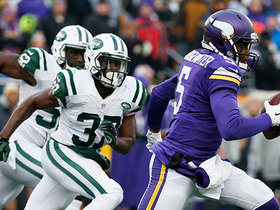 Highlights from Teddy Bridgewater's only career game vs. Jets