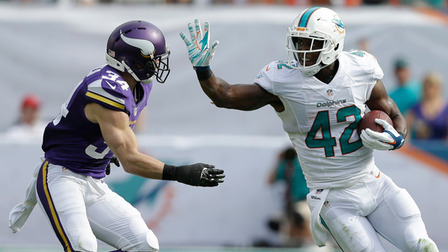 Week 16: Minnesota Vikings vs. Miami Dolphins highlights ...