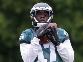 Can Nelson Agholor fill the void left by Jeremy Maclin?