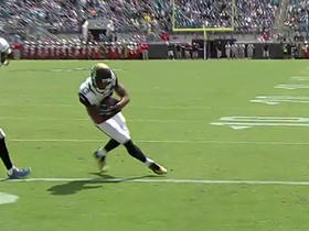 Jaguars Rashad Greene 1-yard touchdown catch