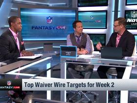 Top waiver-wire pickups