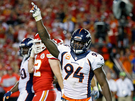Best of 'Sound FX': DeMarcus Ware goes from the Cowboys to the Broncos