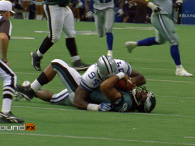Best of 'Sound FX': DeMarcus Ware mic'd up for his best sacks