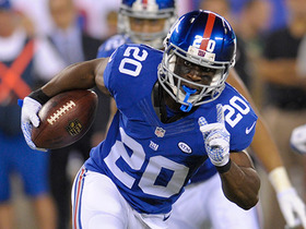 Giants Prince Amukamara intercepts pass