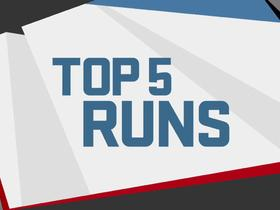 Ike and MJD's Top 5 Runs