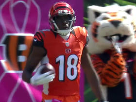 Bengals Dalton to Green for 36 yards