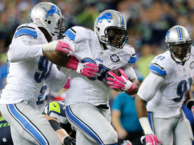 Can't-Miss Play: Lions' D roar into the end zone