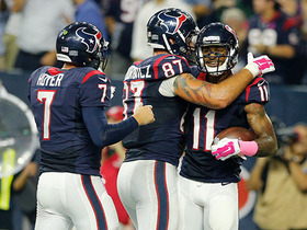 TNF Storylines: Jaelen Strong's coming out party