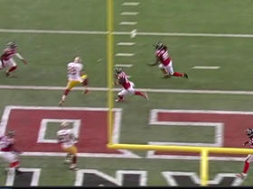 Redskins Kirk Cousins finds Derek Carrier for 7-yard touchdown