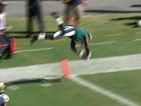 Eagles Sam Bradford to Josh Huff for a 41-yard TD