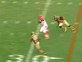 Bengals Andy Dalton finds Ryan Hewitt for 22 yards