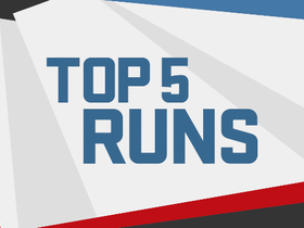 Top 5 Runs: Week 8 | Ike & MJD