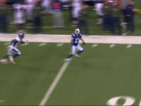 Colts Andrew Luck finds Griff Whalen for 38 yards