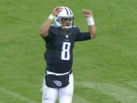 Titans Marcus Mariota finds Jalston Fowler for 1-yard TD