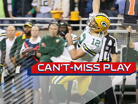 Can't-Miss Play: Rodgers' buzzer-beating Hail Mary vs. Lions in 2015
