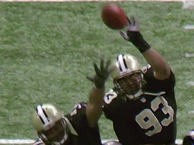 First NFL blocked FG to be returned for two points