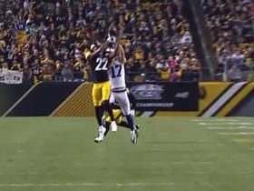 Matt Hasselbeck gets picked off for the second time