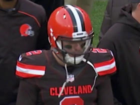 Rapoport: Would be a surprise if Johnny Manziel doesn't start