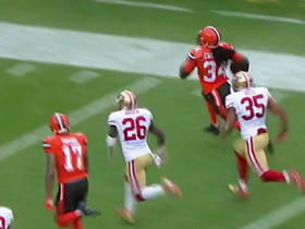 Browns Isaiah Crowell breaks loose for 54 yards