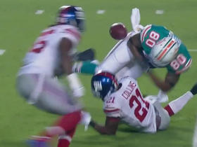 Giants Landon Collins forces quick turnover