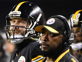 'Sound FX': Tomlin, Roethlisberger mic'd up vs. Broncos in Week 15 of 2015