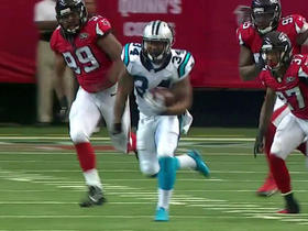 Cameron Artis-Payne breaks free for 31 yards