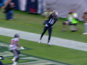 Zach Mettenberger hits Tre McBride for a 1-yard touchdown