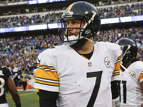 What does the Steelers' loss mean for the AFC Playoff Picture?