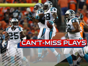 Can't-Miss Play: Davis bullrush turns into surprise INT